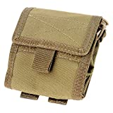 Condor MA36-003 Roll - up Utility Pouch Coyote Tan