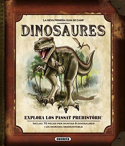 Dinosaures (La meva primera guia de camp) por Nancy Honovich