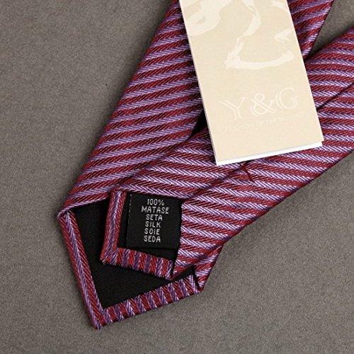 UK-CID-039 prezzo più basso Skinny con a righe con da uomo di Y&G UK-CID-039-15