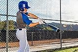 Easton Z5glänzend Baseball Batting Helm, Easton Z5 Gloss Batting Helmet Ry Sr, königsblau