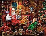 Vermont Christmas Kekse mit Santa Adventskalender