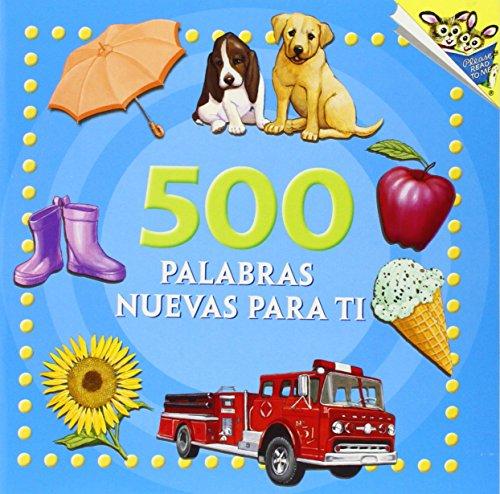 500 Palabras Nuevas Para Ti (Random House Picturebacks)
