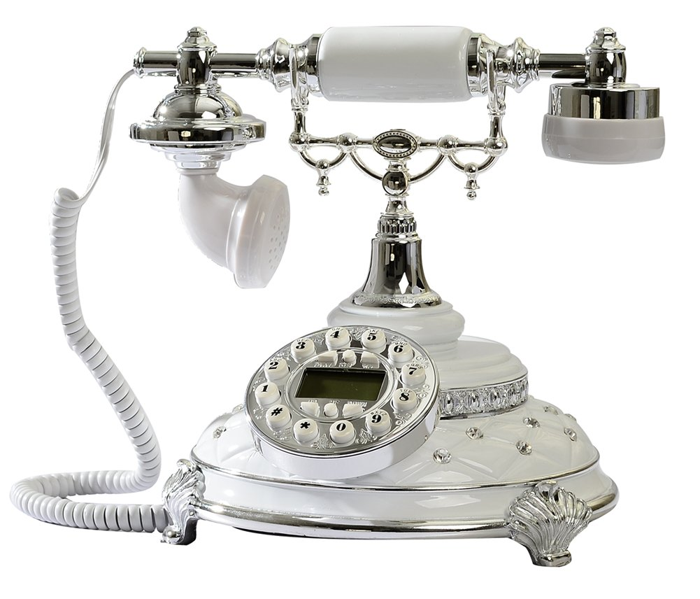 Vecchio Telefoni-Telefoni a Tono-Telefonico Singolo Telefoni Cordless-Rivestito Telefoni Novità Tele