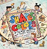 Shapes and Colors: A Cul de Sac Collection by Richard Thompson (2010-12-14)