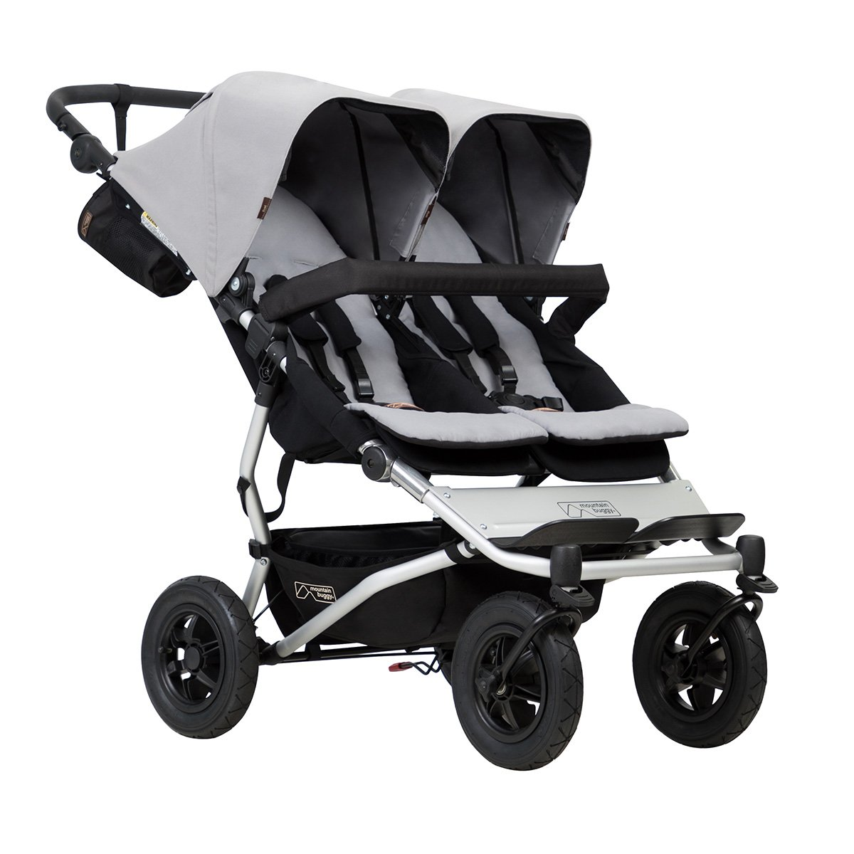 Passeggino Mountain Buggy Duet V3�Silver