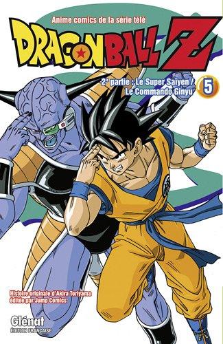 Dragon ball Z - Cycle 2 Vol.5 par TORIYAMA Akira