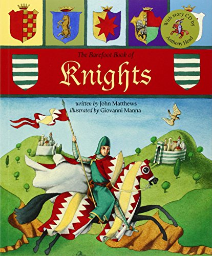 Knights With Cd Audio Barefoot Books