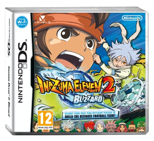 Inazuma Eleven 2: Blizzard (Nintendo DS) [Edizione: Regno