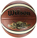 Wilson Basketball Killer Crossover Gr. 7 , Orange, WTB91490X
