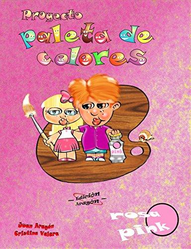 Proyecto Paleta de Colores rosa-pink por Juan Aragón Atencia