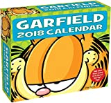 Official Garfield 2018 Day-to-Day Calendar