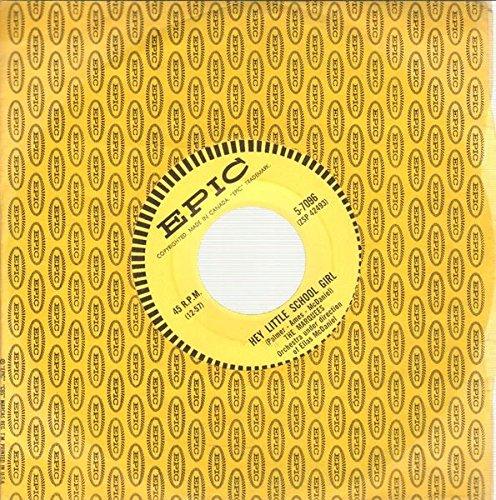 Hey Little School Girl / Wyatt Earp [Vinyl Single 7'']