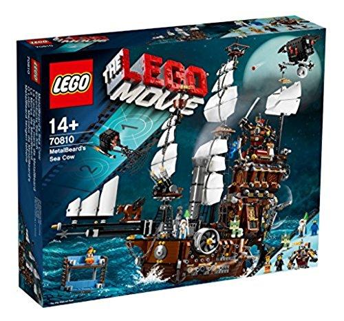 LEGO The movie 70810 - Eisenbarts See-Kuh (Schornstein Ziegel)