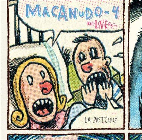 MacAnudo, Tome 4 : La pastèque