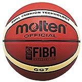 Molten FIBA Approved BGG7Herren & BGG6Damen Basketball Official Sports Qualität