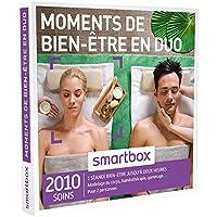 SMARTBOX - Coffret Cadeau - MOMENTS DE BIEN-ÊTRE EN DUO - 2010 soins : modelage du corps, soin du visage, accès au spa