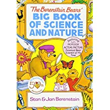 Berenstain Bears' Big Book of Science and Nature (Dover Children's Science Books)