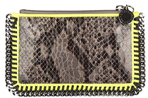 Stella-Mccartney-womens-clutch-handbag-bag-purse-faux-python-mini-grey