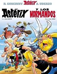 Astérix y los normandos (Castellano - A Partir De 10 Años - Astérix - La Gran Colección nº 9)