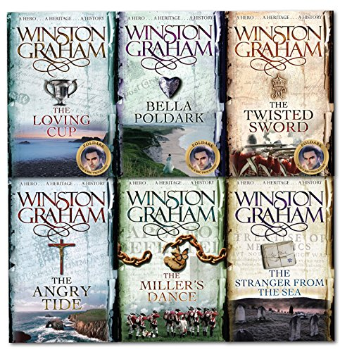 winston-graham-poldark-series-6-books-collection-set-poldark-books-7-12-the-angry-tide-the-stranger-