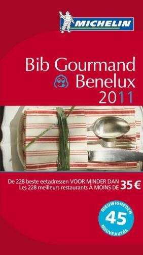 Bib Gourmand Benelux 2011 par Michelin
