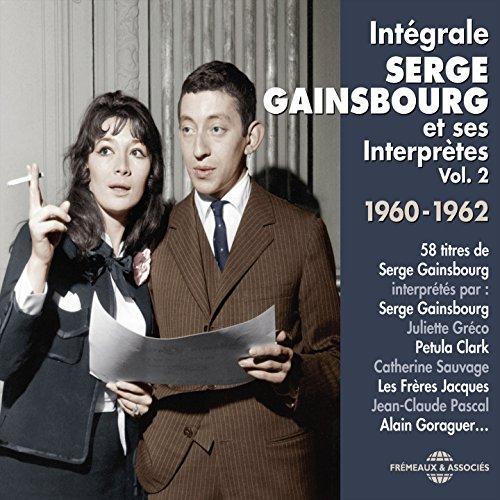 Serge Gainsbourg et ses interprètes, vol. 2 : 1960-1962