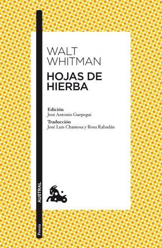 Hojas de hierba (Poesía) por Walt Whitman