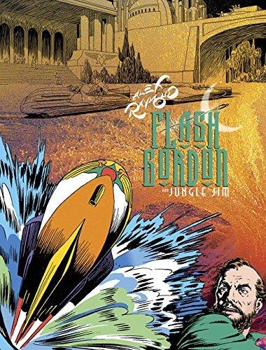 Definitive Flash Gordon and Jungle Jim Volume 4 by Alex Raymond (2014-05-27)