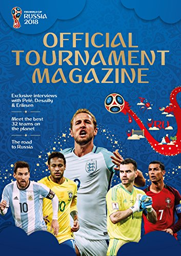 2018 FIFA World Cup Russia™ Official Tournament Magazine