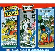 Die 07.Tkkg-Box/3er Box Folge 19-21