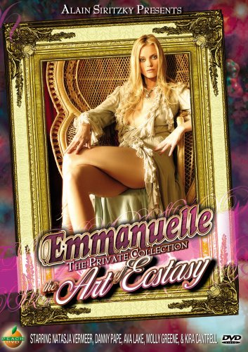 Emmanuelle: The Private Collection - The Art of Ecstacy [DVD] [Import] -