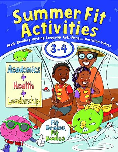 Summer Fit (Summer Fit-preparing Children Mentally-physically-socially) por Active Planet Kids Inc