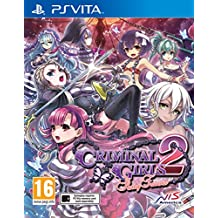 Criminal Girls 2: Party Favors (Playstation Vita)