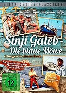 Sinji Galeb-die Blaue Mwe [Import anglais]