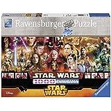 Ravensburger Puzzle 15067 - Star Wars Legenden, 1000-Teilig Panorama