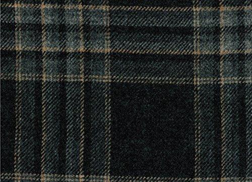 1709/2Tartan Plaid Stoff-100% reine Wolle-Hergestellt in Schottland -