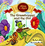 Best Childrens Books In Kindles - The Grasshopper and the Ant: Aesop's Fables in Review