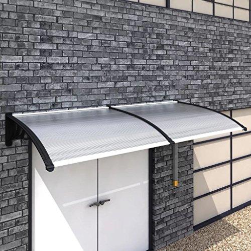 XINGLIEU - Toldo para Puerta de toldo para Proteger de los Rayos UV, 300 x 100 cm (Largo x Ancho)