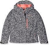 Columbia Alpine Free Fall Jacket Blouson de Ski Garçon, Black Print, FR : L (Taille Fabricant : L)
