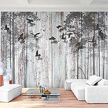 Fototapete Abstrakt Holzoptik X Cm Vlies Wand Tapete Wohnzimmer Bro Flur  Dekoration Wandbilder.