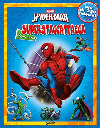 Spider-Man. Superstaccattacca special. Ediz. illustrata Spider-Man. Superstaccattacca special. Ediz. illustrata 61uWQGwj 2B9L