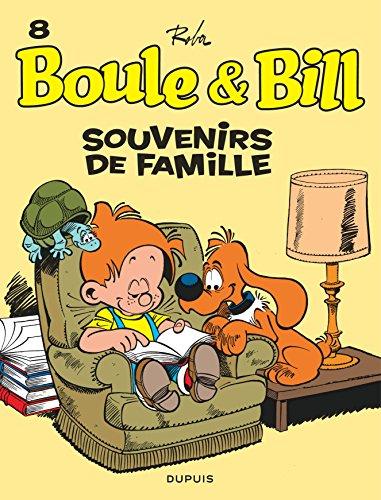 Boule et Bill - tome 8 - Souvenirs de famille por Roba Jean