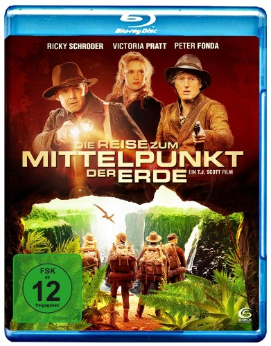 Die Reise zum Mittelpunkt der Erde [Blu-ray]