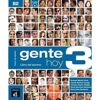 Gente hoy 3 : Libro del alumno (1CD audio)