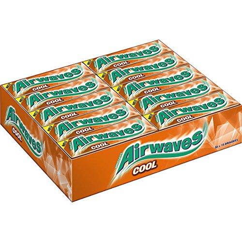 Preisvergleich Produktbild Airwaves Cool Ice Fruit 30x10er