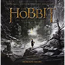 The Hobbit: The Desolation of Smaug: Original Motion Picture Soundtrack by Howard Shore (2013-05-04)