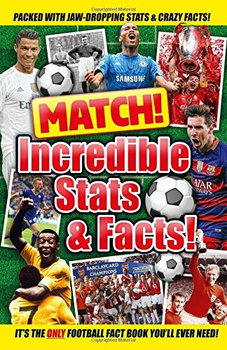 Match! Incredible Stats and Facts by Macmillan Children's Books (2016-04-21)