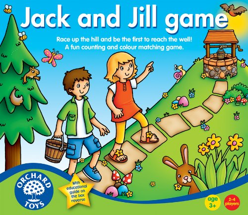 Imagen principal de Orchard Toys Jack and Jill - Juego de mesa