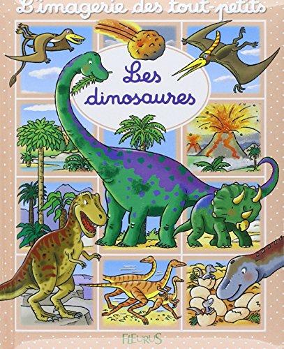 L'imagerie des tout-petits - Les dinosaures par Emilie Beaumont