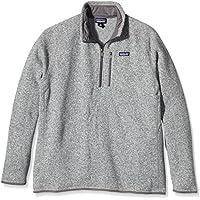 Patagonia Herren Jacke Better Sweater 1/4 Zip Fleece